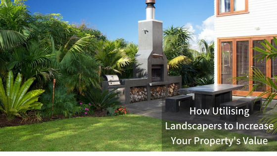 Learn How Utilising Landscapers in Epsom Can Increase Your Property's Value